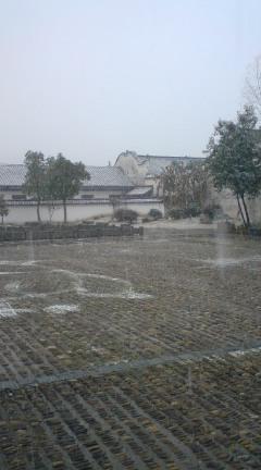 杭州は雪・小宮