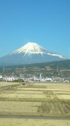 富士山がきれい・小宮