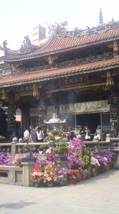 台湾で社員旅行・小宮